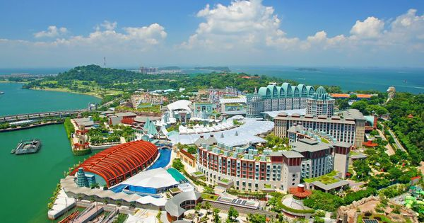 Kayak Tips: The Best Resorts In Sentosa, Singapore