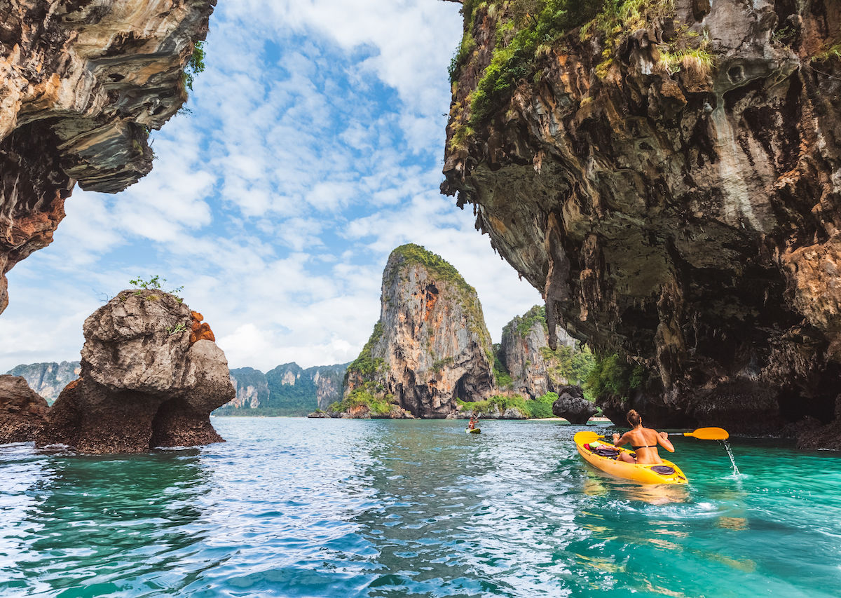 Best outdoors in Krabi, Thailand